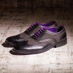 Wellesley Tweed Black 2
